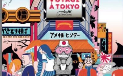 Viaggio a Tokyo- Vincenzo Filosa tradotto in Francia