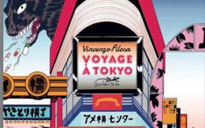 Viaggio a Tokyo – Vincenzo Filosa tradotto in Francia
