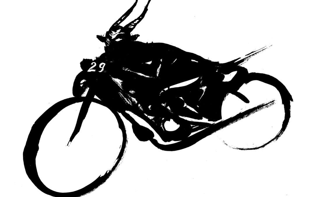 Bolle in pentola / Yvan Alagbé, Negri gialli e altre creature immaginarie