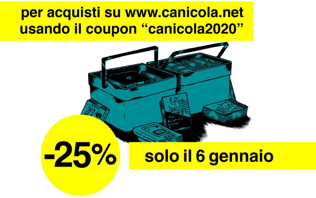 Saldi Canicola!